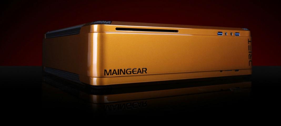 Maingear представила свой вариант консоли Steam Machine