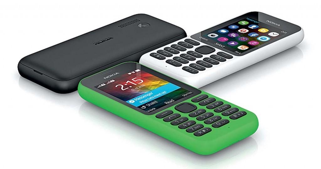 Microsoft Nokia Lumia 215 Dual SIM