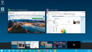 Технология нескольких Рабочих столов в Windows 10