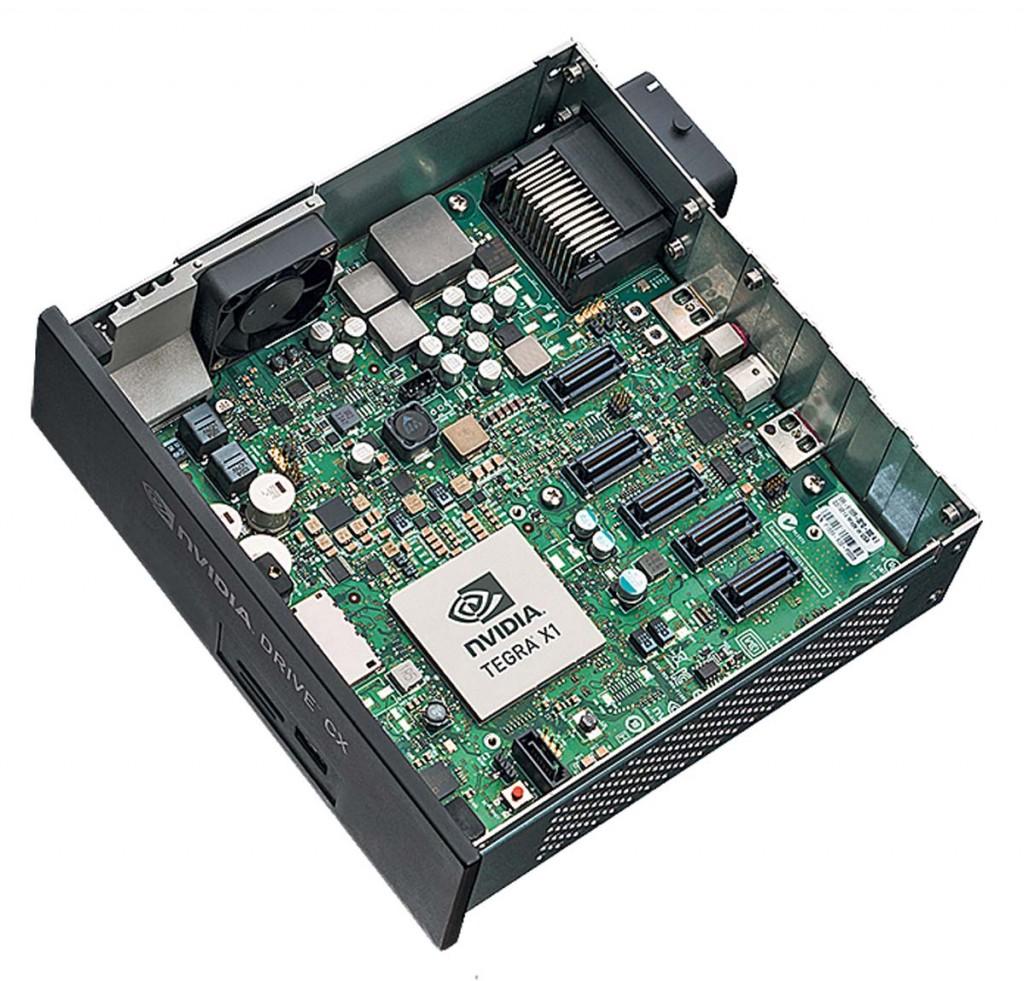 Nvidia drive-cxp