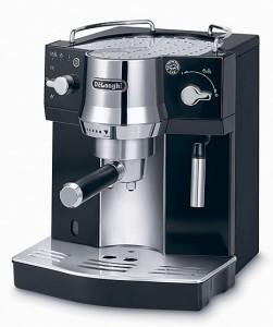 Кофемашина рожкового типа