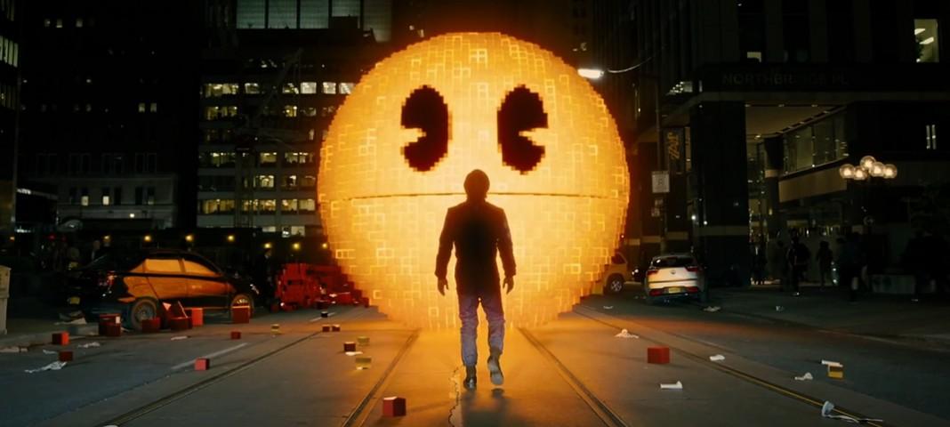 Пакман станет главным злодеем в новом фильме «Пиксели»