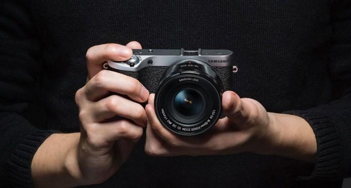 Обзор фотоаппарата Samsung NX500