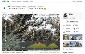 «Тропинки мира» задействуют для отображения местоположения пользователя онлайн-карты