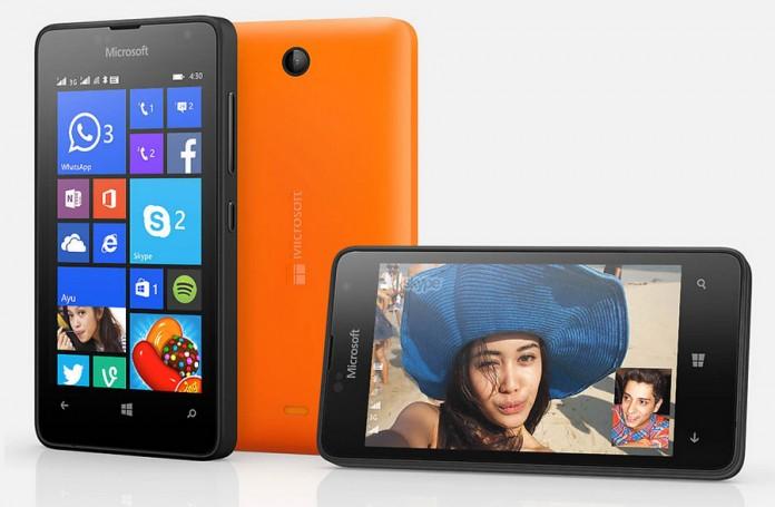 Microsoft Lumia 430 стал самым доступным смартфоном линейки Lumia