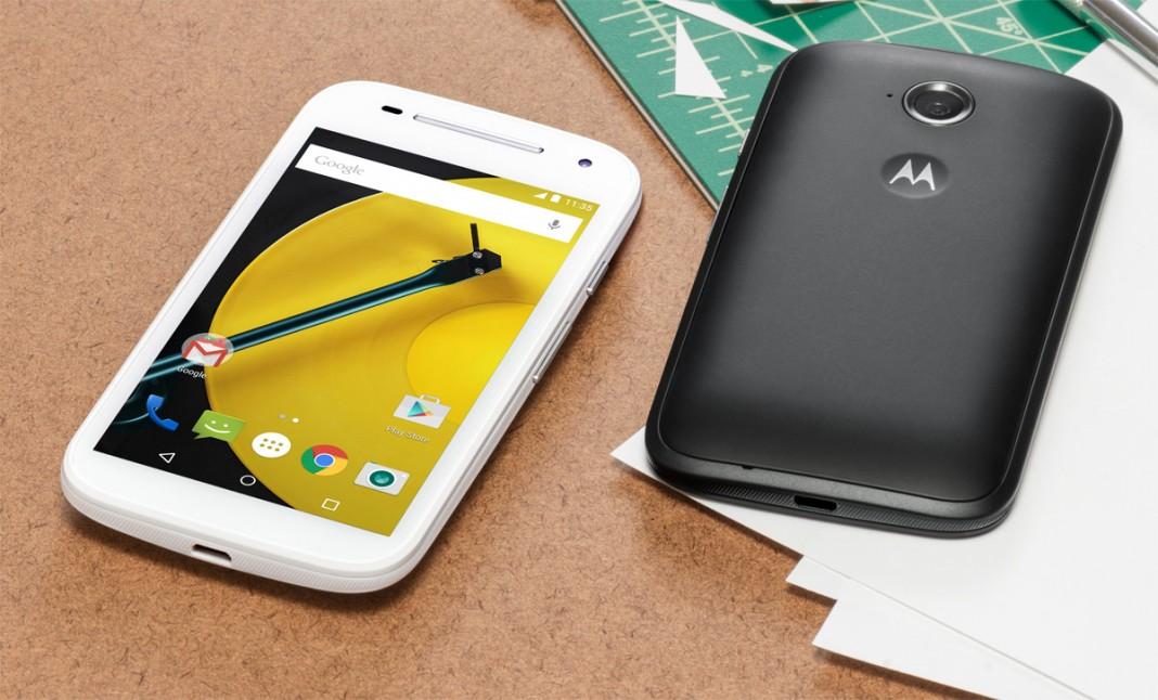 Тест смартфона Motorola Moto E второго поколения