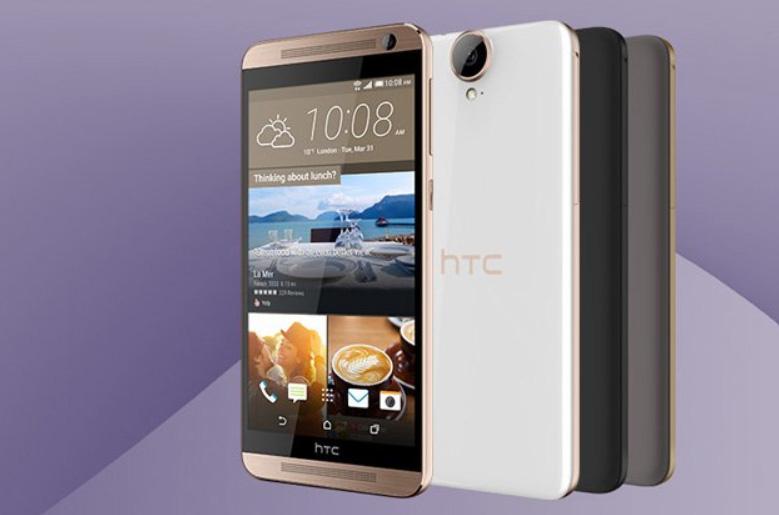 Смартфон HTC One E9+