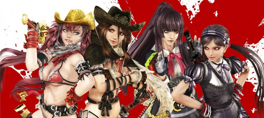 NIS America готовит к выходу новый слэшер Onechanbara Z2: Chaos