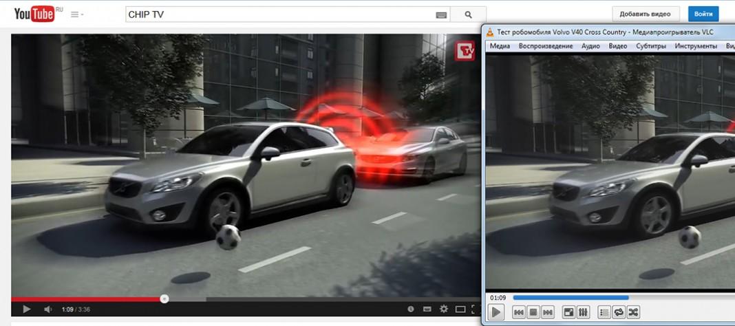 Смотрим видеоролики из YouTube в плеере VLC