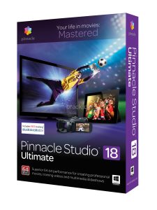 Pinnacle Studio 18 Ultimate