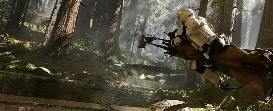 Игра Star Wars: Battlefront выйдет 17 ноября на трех платформах