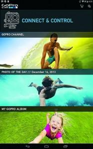 Приложение GoPro App позволяет отмечать ключевые моменты на видео, просматривать материалы и делиться ими в соцсетях