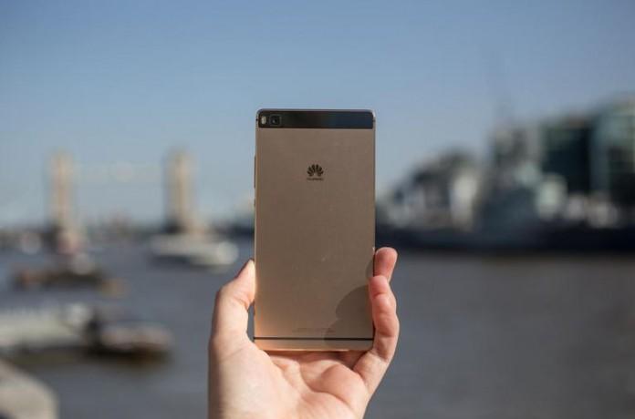 Huawei P8: мощный флагман в металлическом корпусе