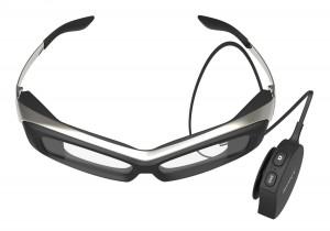 Очки дополненной реальности Sony SmartEyeglass