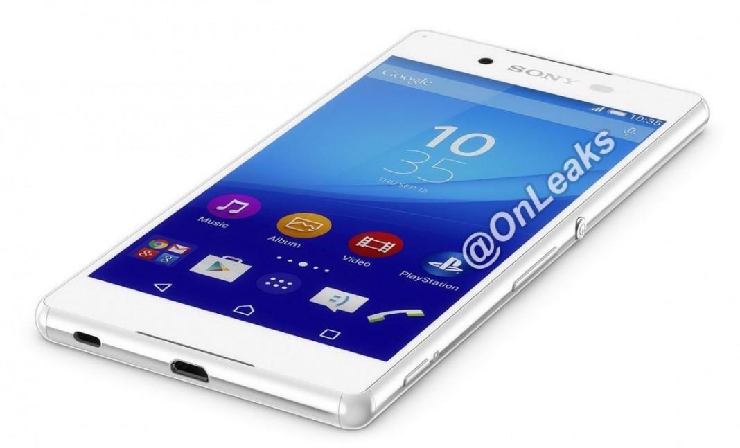 Sony Xperia Z4 получит металлический корпус и сканер отпечатков пальцев