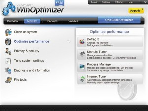 WinOptimizer Free