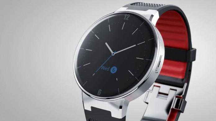 Стильные часы Alcatel Watch поступили в продажу по цене $150