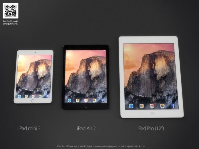 В новых планшетах Apple iPad будут установлены дисплеи IGZO