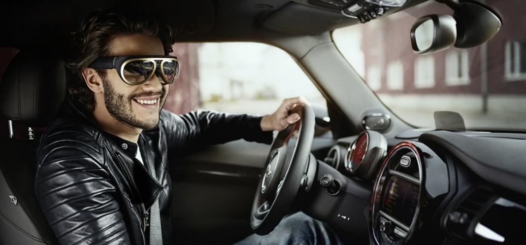 BMW разрабатывает очки дополненной реальности для водителей