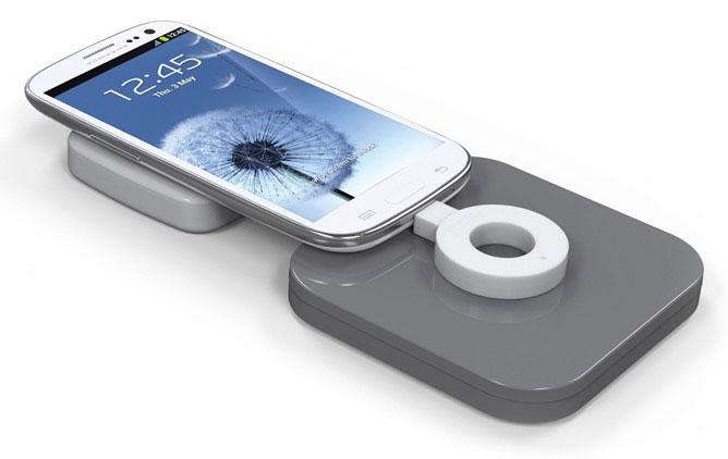 Беспроводная зарядка для смартфонов Duracell поступила в продажу