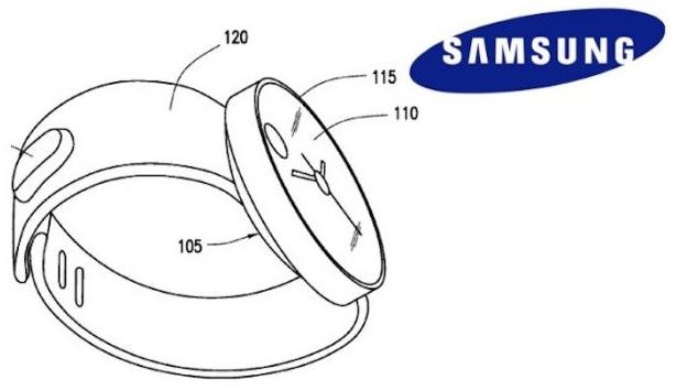 Samsung выпустит круглые умные часы Gear A в текущем году