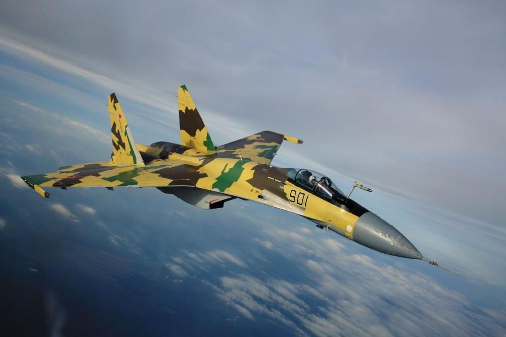 СУ-35 (Flanker-T+)