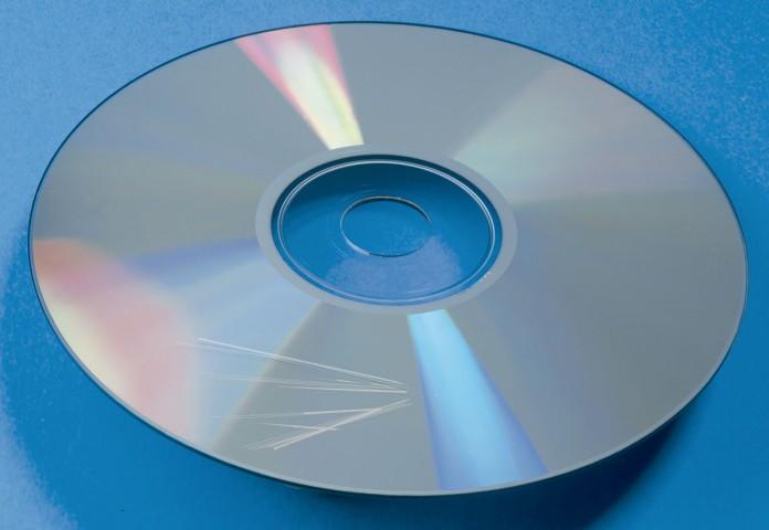 Восстанавливаем информацию с поврежденного оптического диска