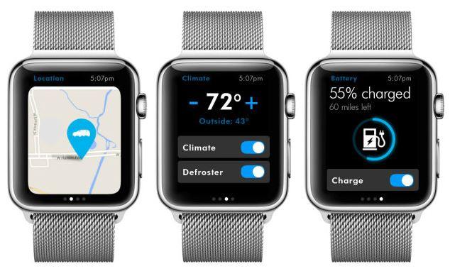 Volkswagen разработал ПО под Apple Watch для отслеживания параметров автомобиля