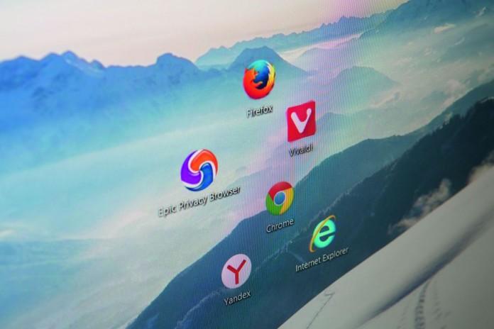 Сравнительный тест шести браузеров