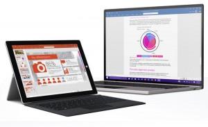 Office 2016 будет удобен и на сенсорных экранах планшетов и настольных ПК