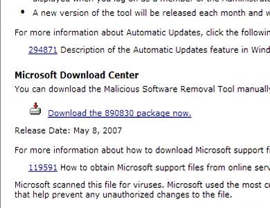 Help and Support. Воспользовавшись прямой ссылкой на установочный файл, можно скачать обновление на ПК