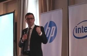 Александр Микоян, вице-президент, генеральный директор HP Россия