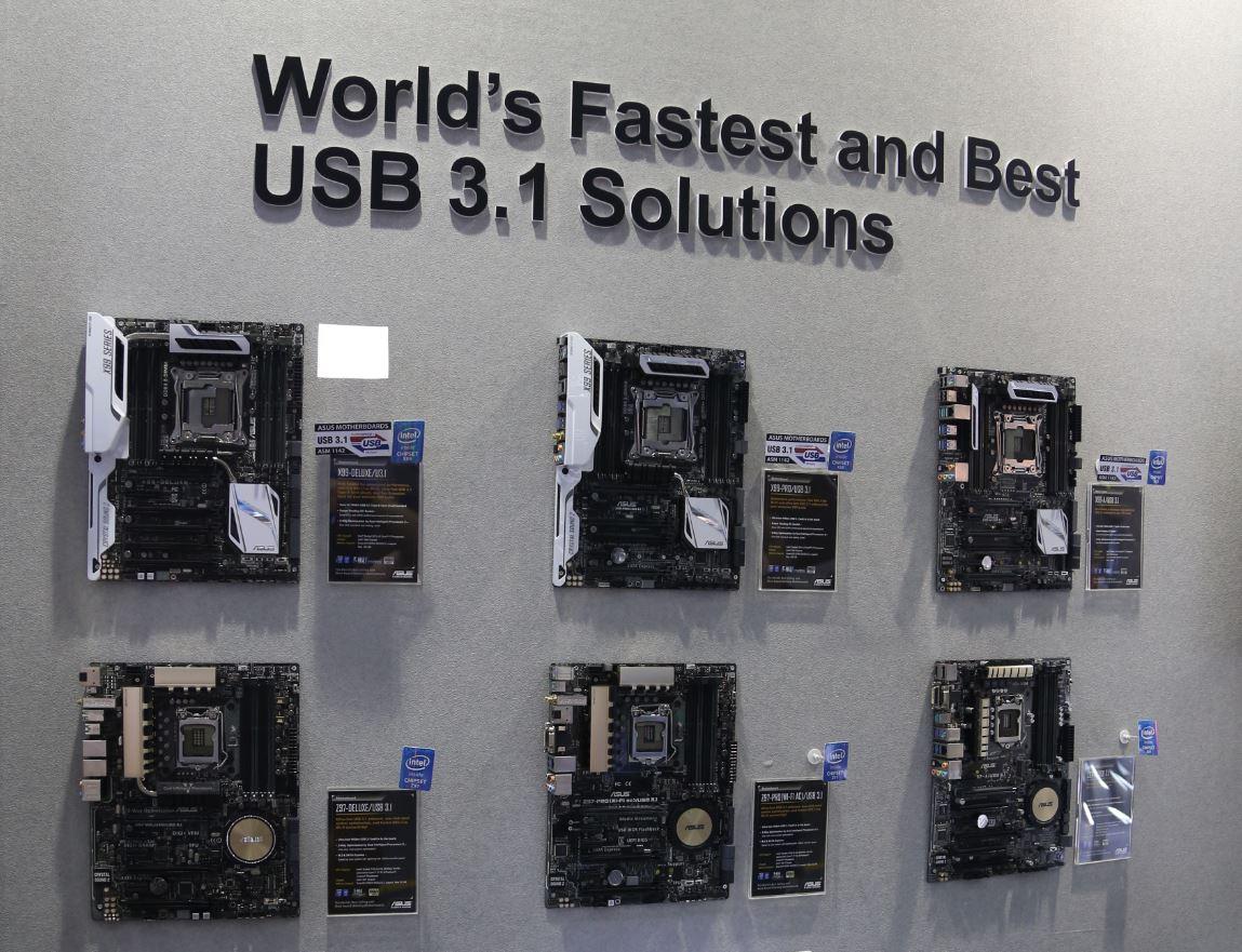 ASUS USB 3.1