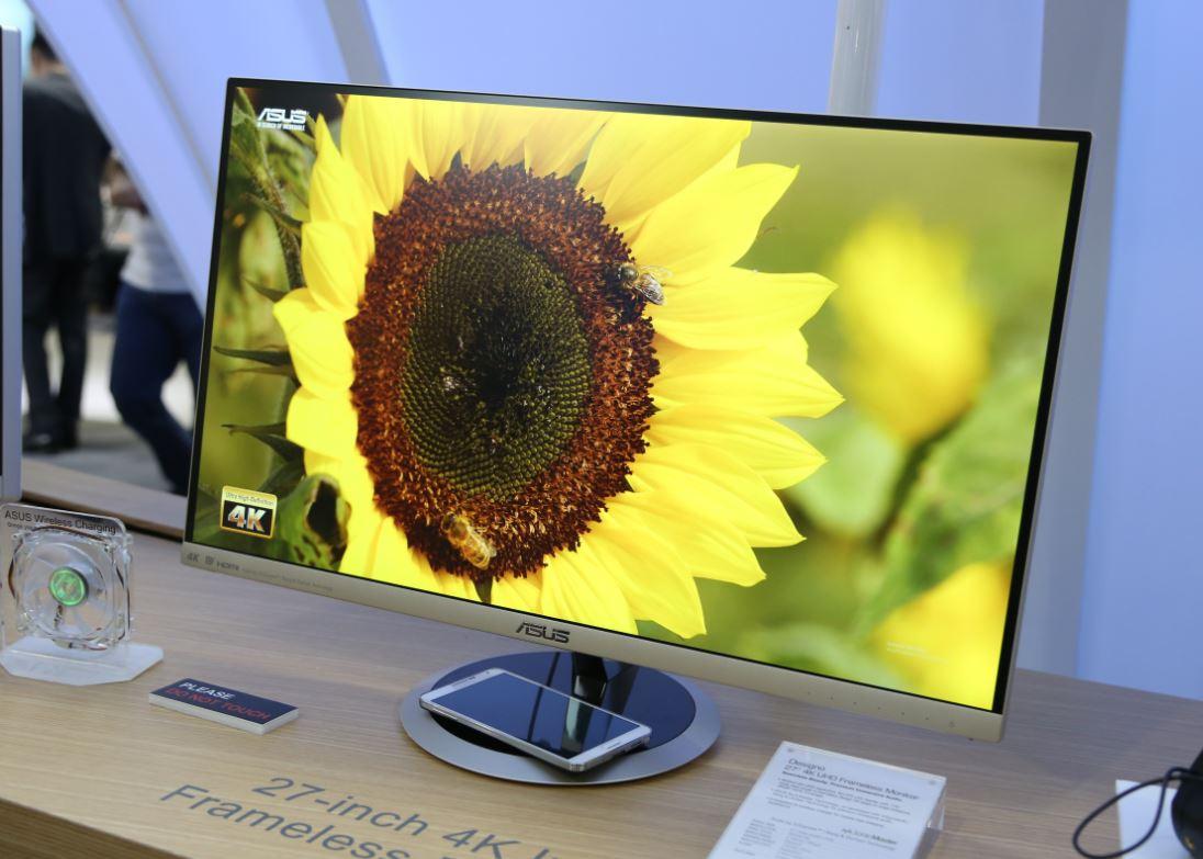 Asus Designо Frameless Monitor