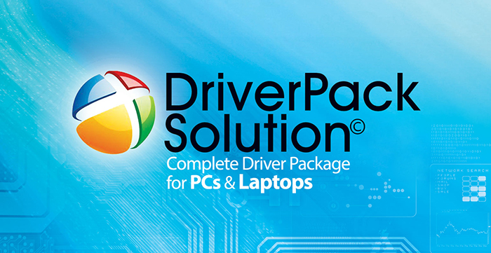 DriverPackSolution