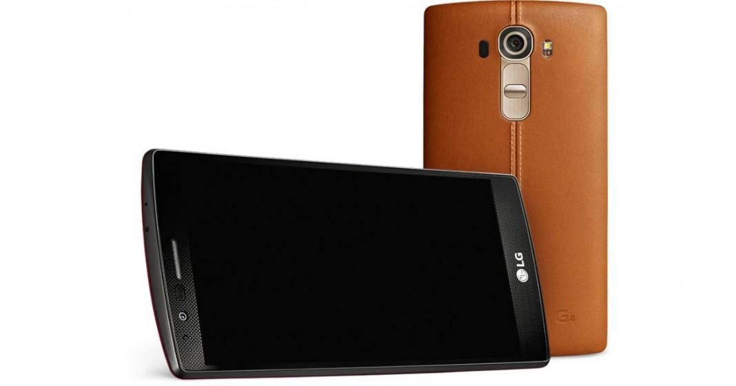 Обзор флагманского смартфона LG G4-H818