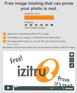 Сервис izitru.com