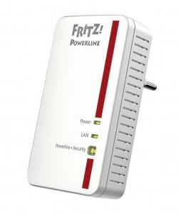 AVM FRITZ Powerline 1000E способен обеспечить обеспечивает высокую производительность до 1000 Мбит/с.