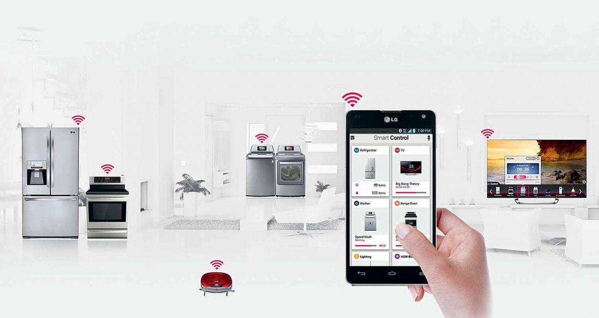 LG SmartHome