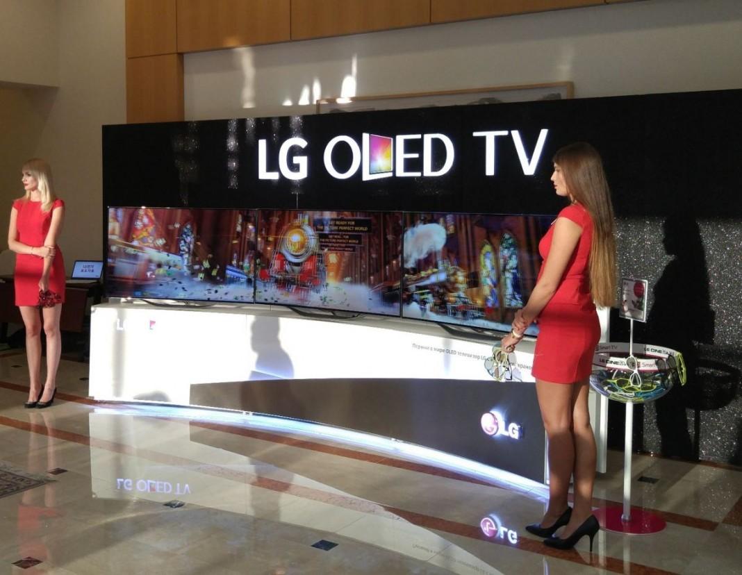 LG Electronics представила технологические новинки участникам «Евразийского поезда дружбы»