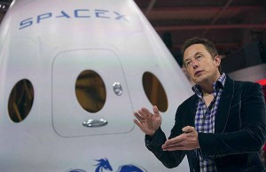 SpaceX CEO Musk