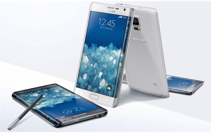 Смартфон Samsung Galaxy Note 5 получит 5,7-дюймовый дисплей