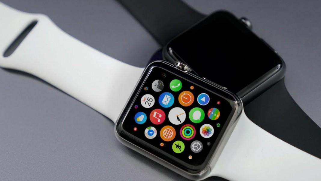 Тест Apple Watch Sport 38 мм