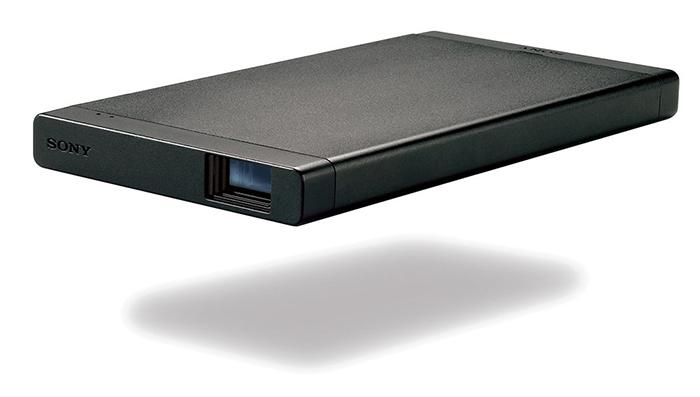 PS4 projector