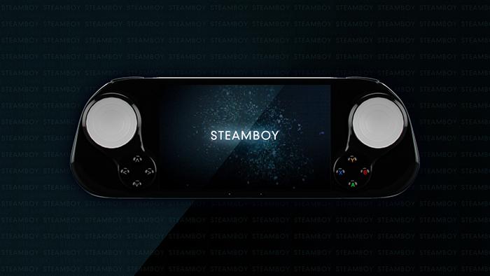 SteamBoy Smach Zero