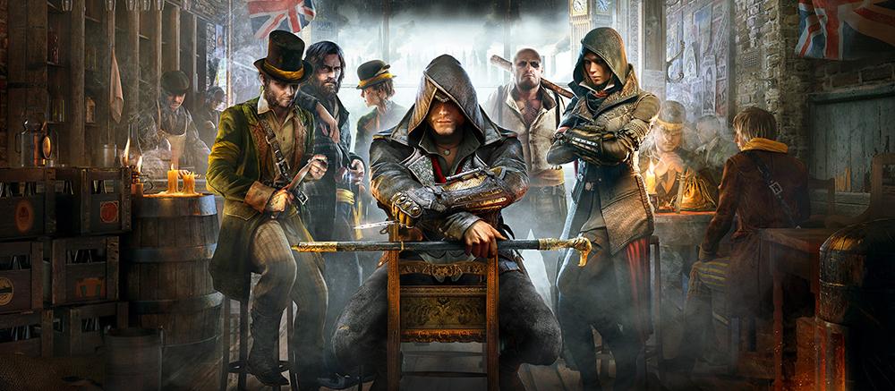 Assassins Creed Синдикат