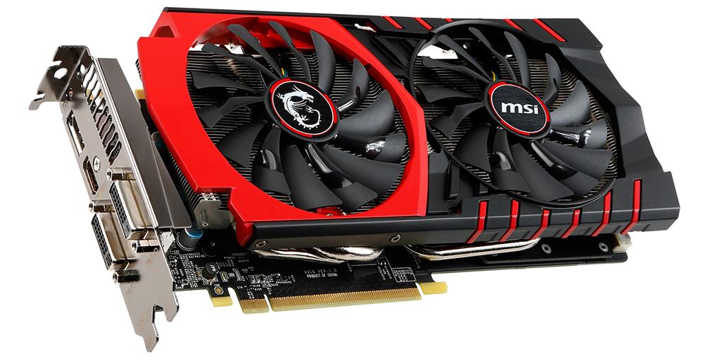 MSI GeForce GTX 980 Gaming Twin Frozr V 4GB (V317-008R)