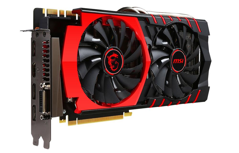MSI GeForce GTX 980 Ti Gaming 6GB (V323-001R)