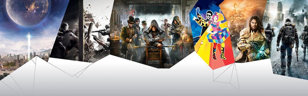 UBIDAYS 2015: Премьеры игровых новинок от Ubisoft