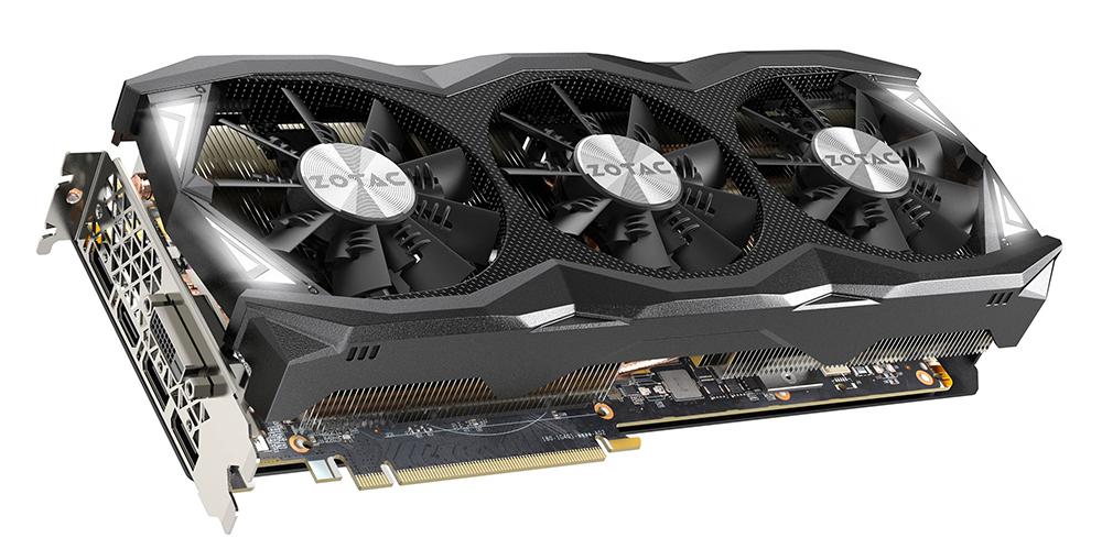 Zotac GeForce GTX 980 Ti AMP! Extreme 6GB (ZT-90505-10P)